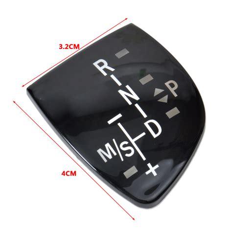 F10 M5 Gear Knob by For Bmw X1 X3 M3 M5 F01 F10 F30 F35 F18 At Gear Sticker