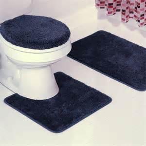 Blue And White Bathroom Rugs Navy Blue Bathroom Rug Set Rugs Ideas