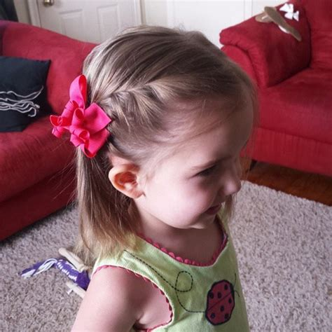 4 year old hairstyles for girls 50 short hairstyles and haircuts for girls of all ages
