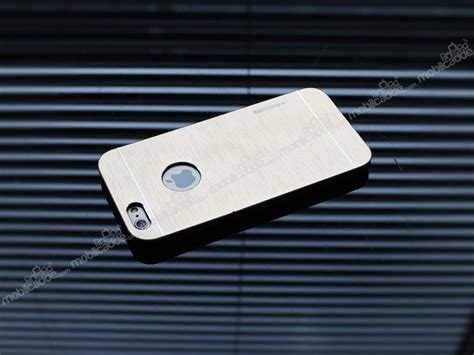 Iphone 6 Motomo Metal motomo iphone 6 6s metal gold k箟l箟f stoktan teslim