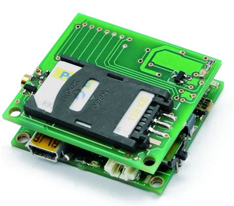 Mini GSM localizer without GPS Open Electronics
