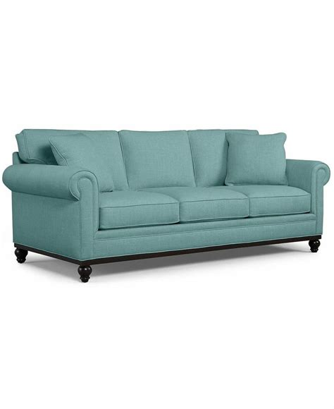 Macy Couches by Martha Stewart Fabric Sofa Macy S For The Home