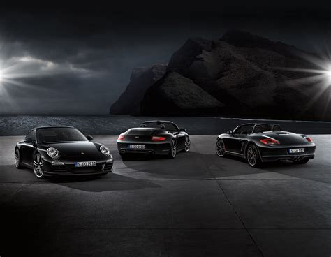 black porsche 2012 porsche boxster s black edition unveiled the torque
