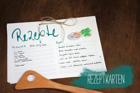 rezeptkarten vorlagen freebies rezeptkarten kochbuch und kochbuch ideen