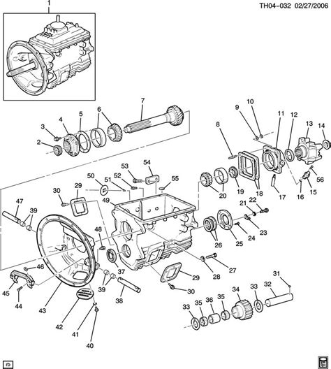 eaton transmission diagram eaton fuller 8ll transmission parts diagram caroldoey
