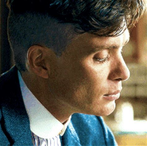 thomas shelby hair for everyone who heavy breathes at the thought of tommy