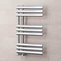 finesse designer 800 x 450mm heated towel rail