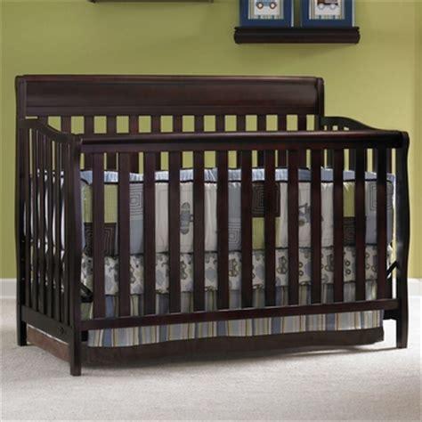 Graco Cribs Stanton 4 In 1 Convertible Crib In Cherry Free Stanton Convertible Crib