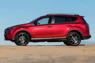 Toyota 2016 Suv 2016 Toyota Rav4 Edmunds 2017 2018 Best Cars Reviews