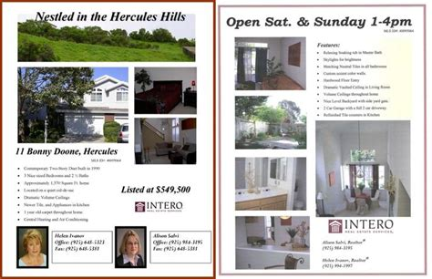 doc 622800 home for sale flyers bizdoska