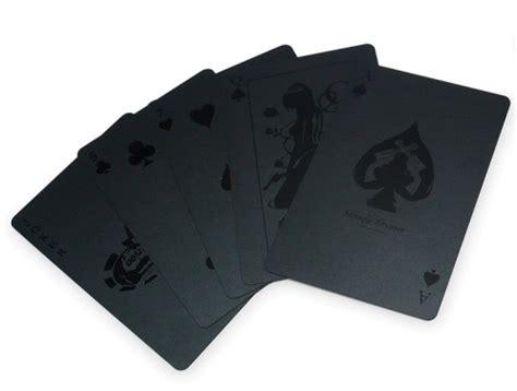 Black Cards - goody grams black deck of cards por homme contemporary