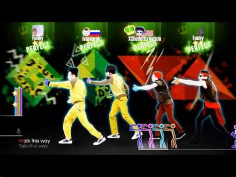 tutorial walk this way full download just dance unlimited walk this way