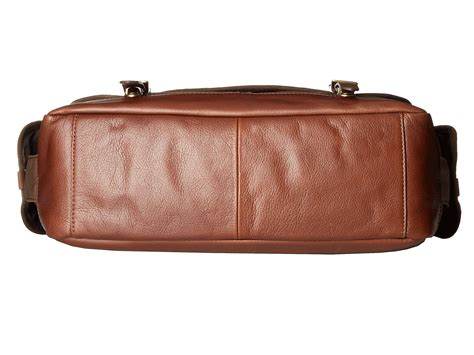 Fossil Top Handle fossil defender top handle messenger at zappos