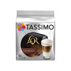 L'or Latte Macchiato Coffee T discs 1 x 8 Drinks