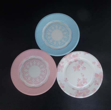 Make Your Own Paper Plates - customized design your own paper plate buy design your