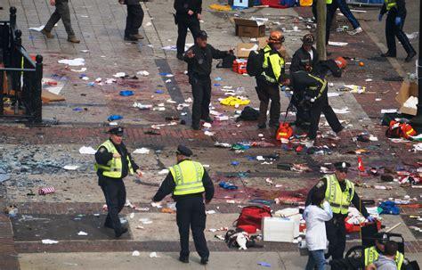 boston marathon bombing images chased from the courthouse boston marathon bombing