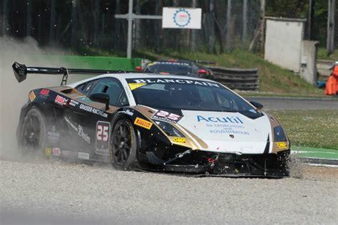 Blancpain Lamborghini Trofeo Lamborghini Blancpain Trofeo Europe 1 Monza