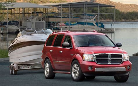 2007 chrysler aspen towing capacity crossovers can tow we checked the numbers truck trend