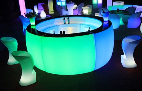 Led Bar Table Led Bar Table Led Bar Furniture Led Bar Counter Led Light Table Led Led Luminous Chair