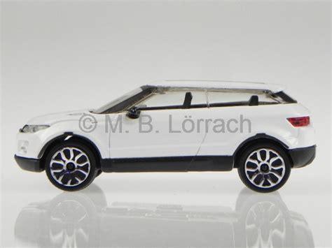 Weißes Auto by Land Rover Lrx Concept Evoque Wei 225 Modellauto Bburago 1 43