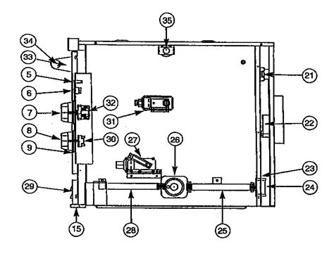 viking range parts diagram viking range corp gas 36 quot wide oven oven parts model
