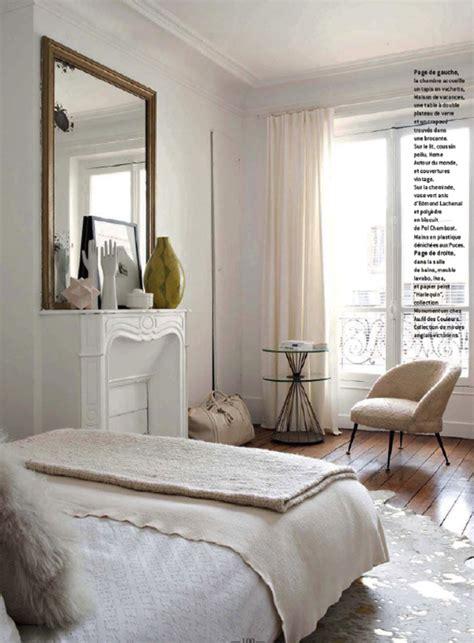 home  modern neutrals   paris apartment coco