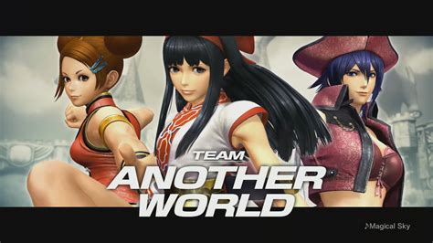 Kaset Ps4 The King Of Fighters Xiv ps4 exclusive the king of fighters xiv gets new trailer starring team another world