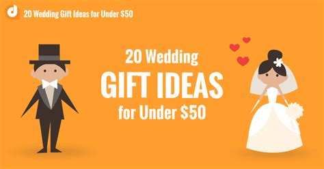 Wedding Gift 50 by 20 Wedding Gift Ideas For 50