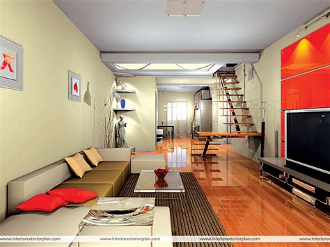 interior exterior plan large and stylish living room interior exterior plan comfortable and leisurely living