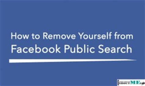 How To Remove Yourself From Search Deactivate Account For Killing Fb Addiction