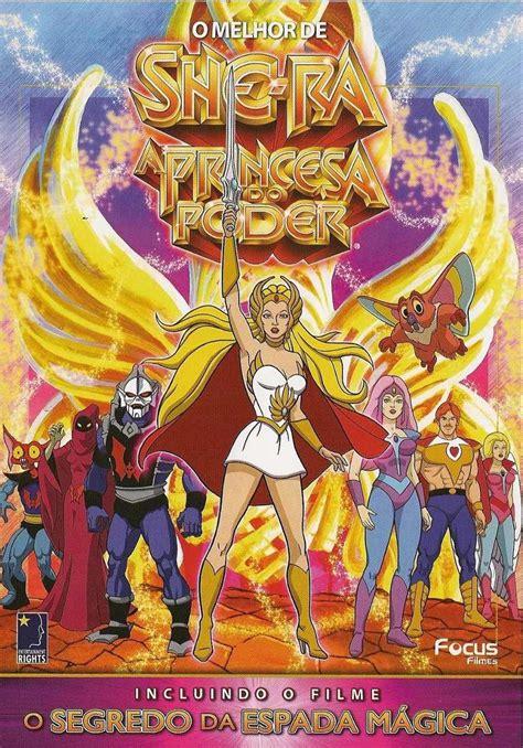 Ra Original dvd melhor de she ra princesa do poder original lacrado