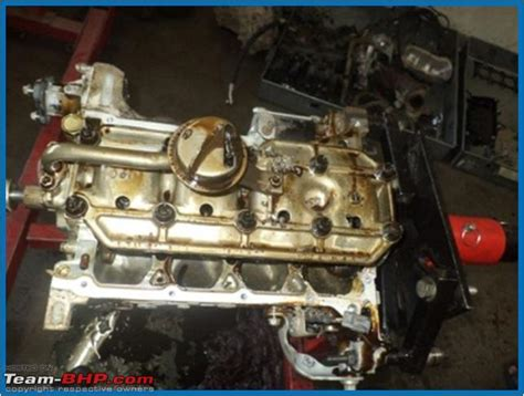 honda amaze oil leak engine seized  bad experience  honda service page  team bhp