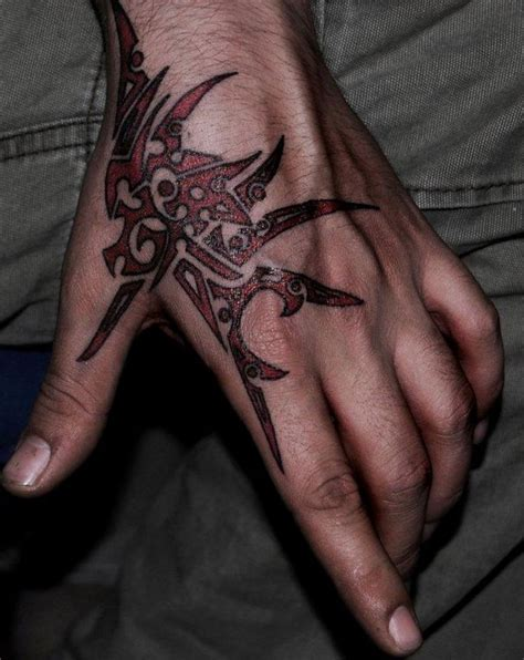 tribal tattoo in hand tribal tattoos designs ideas and meaning tattoos for you
