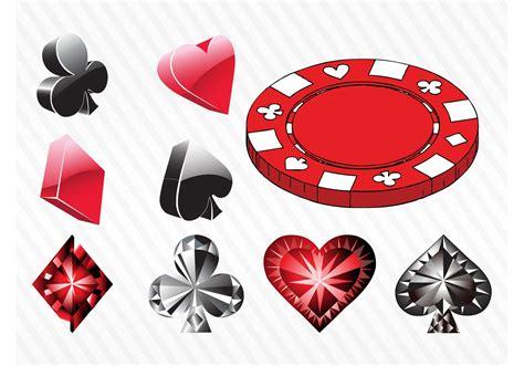 poker vector download free vector art stock graphics