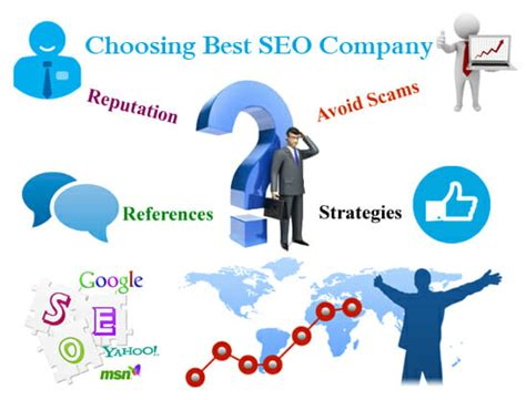 Seo Company by Things To Keep In Mind While Choosing A Seo Company