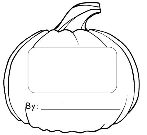 pumpkin shape coloring pages free pumpkin shape coloring pages