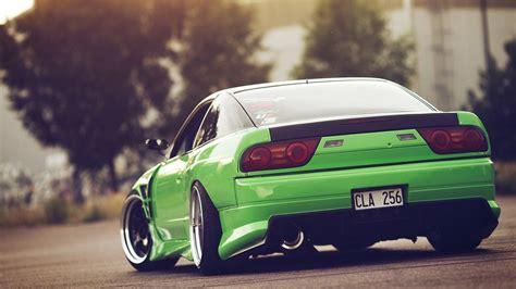 nissan 240sx jdm nissan 240sx green jdm cars stance walldevil