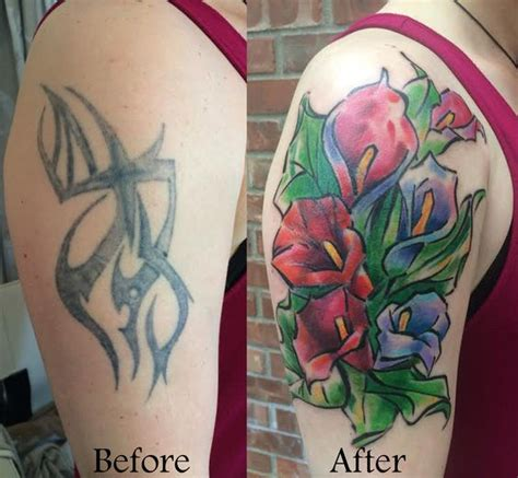 watercolor tattoo cover ups 45 unique cover up tattoos