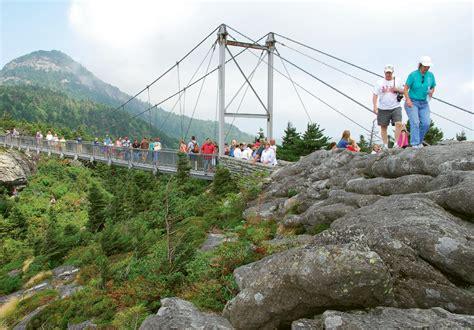 mile high swinging bridge blowing rock nc mile high swinging bridge blowing rock nc family values
