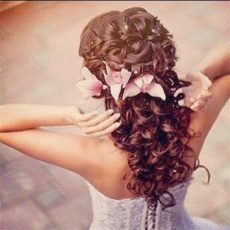 curly hairstyles quinceanera 20 best quince hairstyles images on pinterest quince