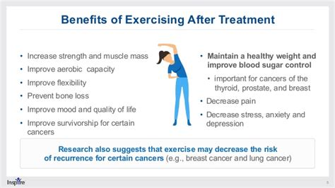 Exercise And Cancer How Staying Active Can Positively