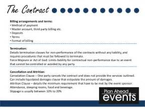 Negotiation Contract Template by Hotel Negotiation