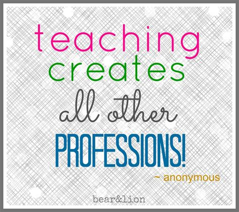quotes for teachers quotes appreciation quotesgram