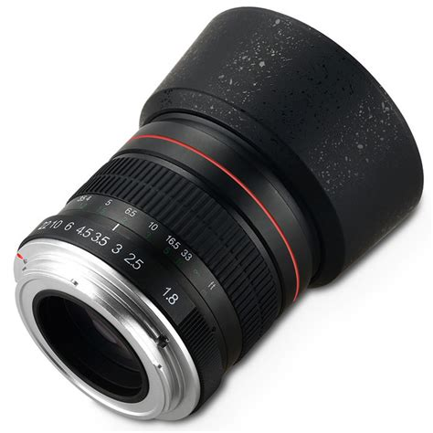 Lensa Kamera Canon 85mm 1 2 lensa kamera telephoto medium manual 85mm f 1 8 untuk