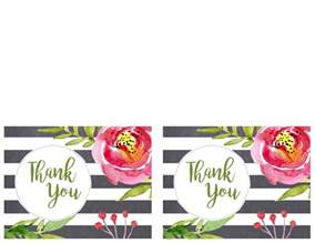 free printable greeting cards thank you thinking of you birthday paper trail design