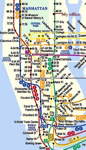 subway map new york city manhattan new york city maps roberthill east side subway