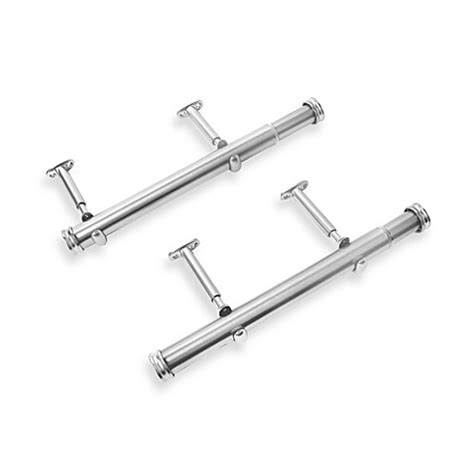 20 inch curtain rods buy cambria 174 premier complete 12 inch x 20 inch side mount