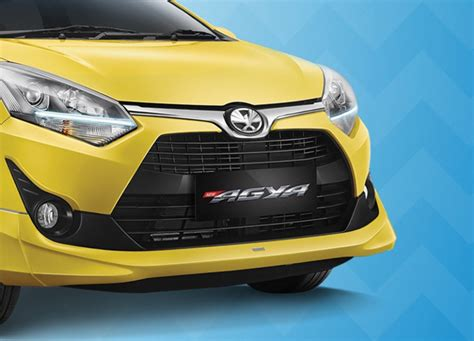 New Toyota Agya 1 2 2017 toyota agya and daihatsu ayla facelift launched in