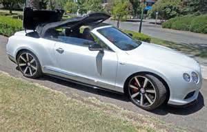 Drop Top Bentley Price Bentley Continental Gt