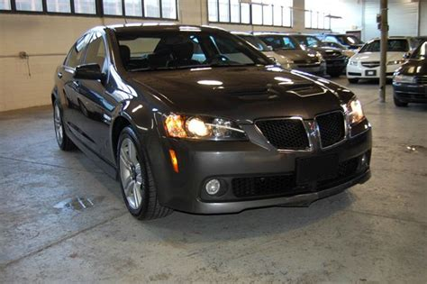 Expedition E 6687 Black gray year 2009 make pontiac model g8 69385